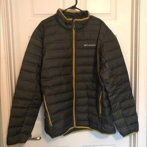 Men's Columbia Puffer Jacket XL